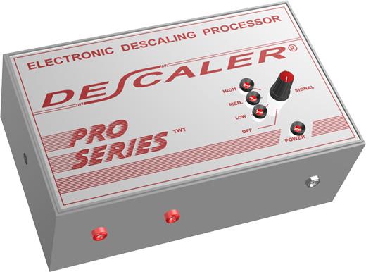 Descalcificador electrónico Industrial Descaler Pro Series