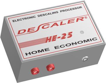 Descalcificador Electrónico Doméstico Descaler HE-25