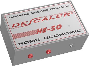 Descalcificador Electrónico Doméstico Descaler HE-50