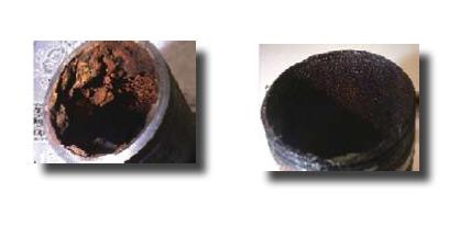 Problemas del óxido en tuberías