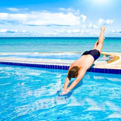 Descalcificación en piscinas