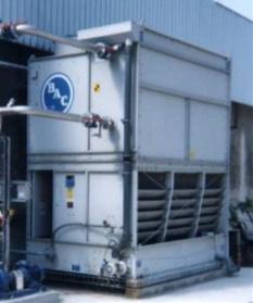 Descalcificación en Torres de refrigeración